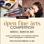 Elk Grove Fine Arts Center Call for Entry