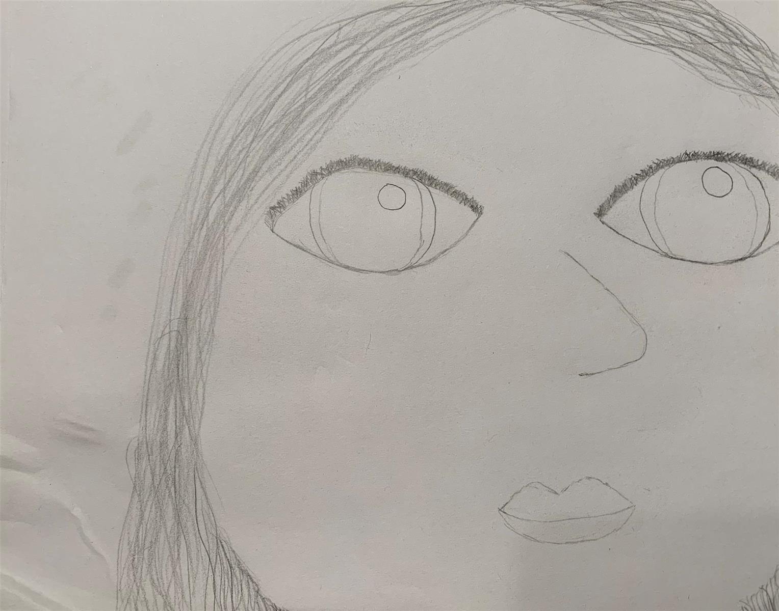 COVID Self Portrait