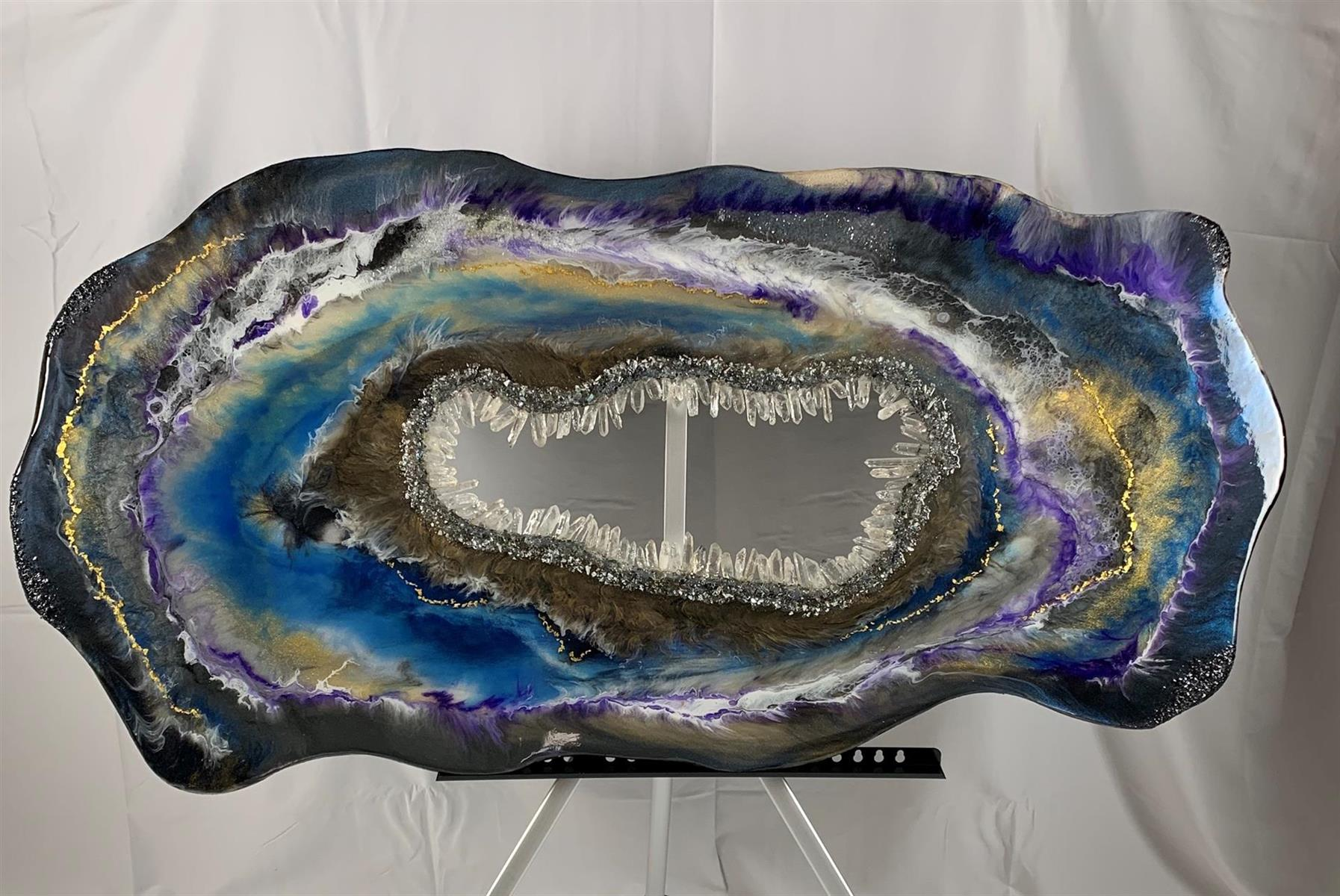 Abstract Space Geode