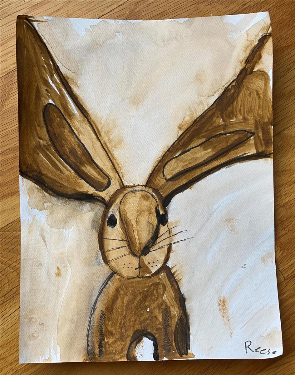 Mr. Brown Bunny - 1st Place - Grades1-3