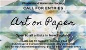 Rhode Island Watercolor Society Call for Entry